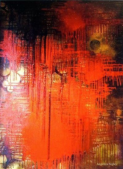 FASO Featured Artists: Artist Angelica Fegley | FineArtViews Blog by FASO