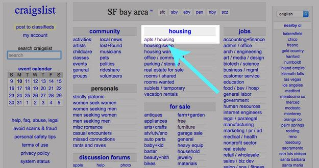 This Easy Craigslist Hack Will Help You Find An Apartment Finding Apartments Craigslist Apartment Hunting