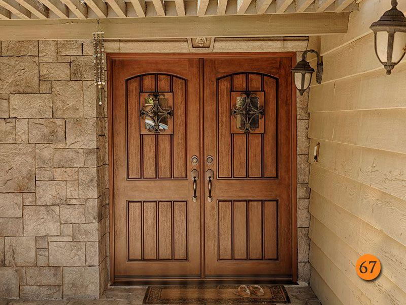 Entry Doors Gallery 2 Double Entry Doors Double Doors Exterior Rustic Exterior Doors