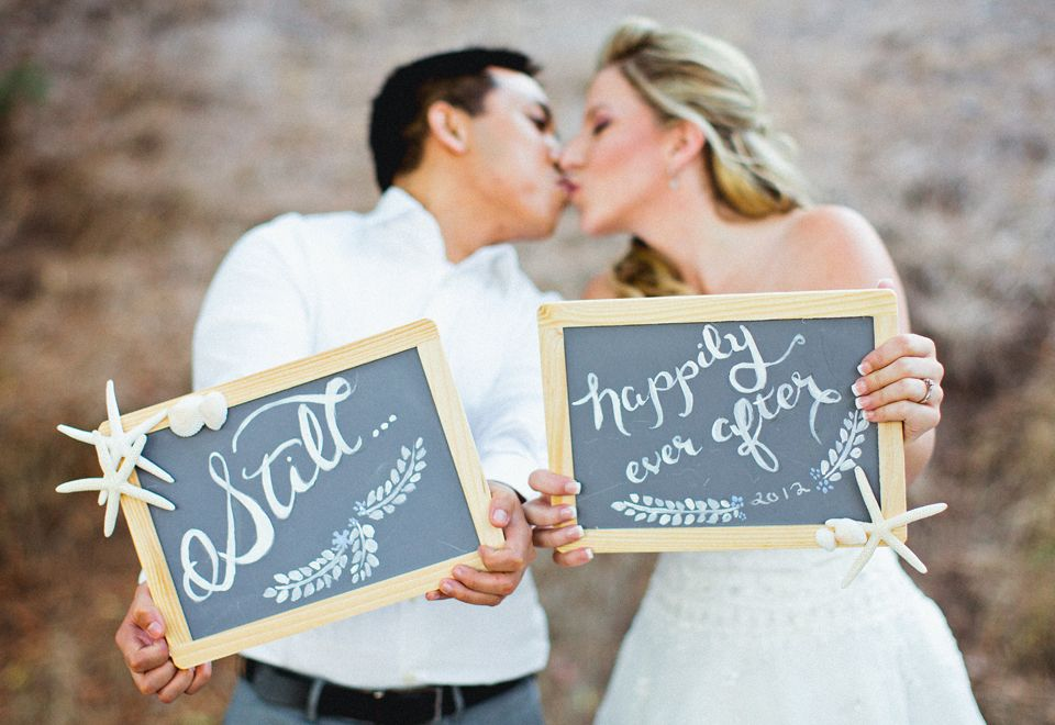 One year wedding anniversary picture ideas
