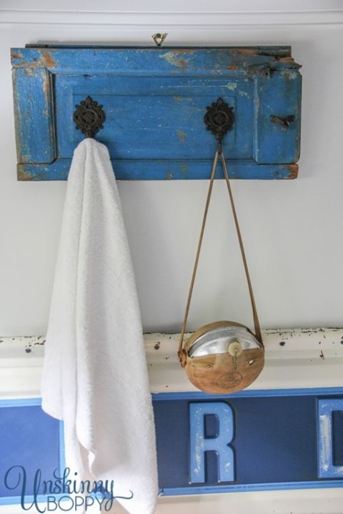pin by katerine castaneda on home carpinteria decoraci n de unas rh pinterest es Rustic Country Style Bathrooms Small Rustic Bathrooms