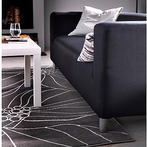 Ikea Rug Clearance: IKEA GISLEV Area Rug Low Pile Modern...
