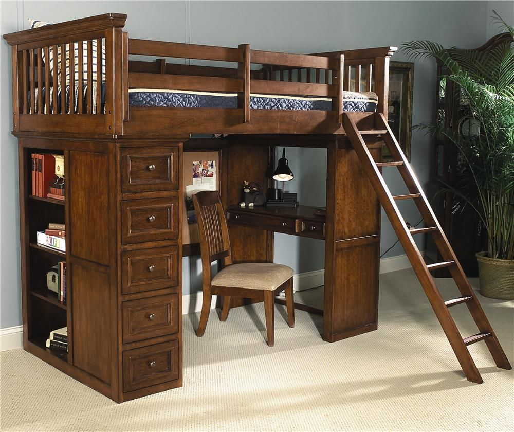 Bunk bed loft ideas  American Spirit Junior Loft Bed by Legacy Classic Kids  CJ Bedroom