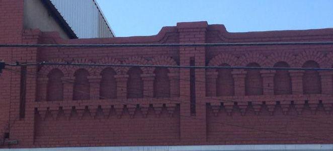 Amazing Detail In This Brick Corbeling Brick Detail Brick Brickwork