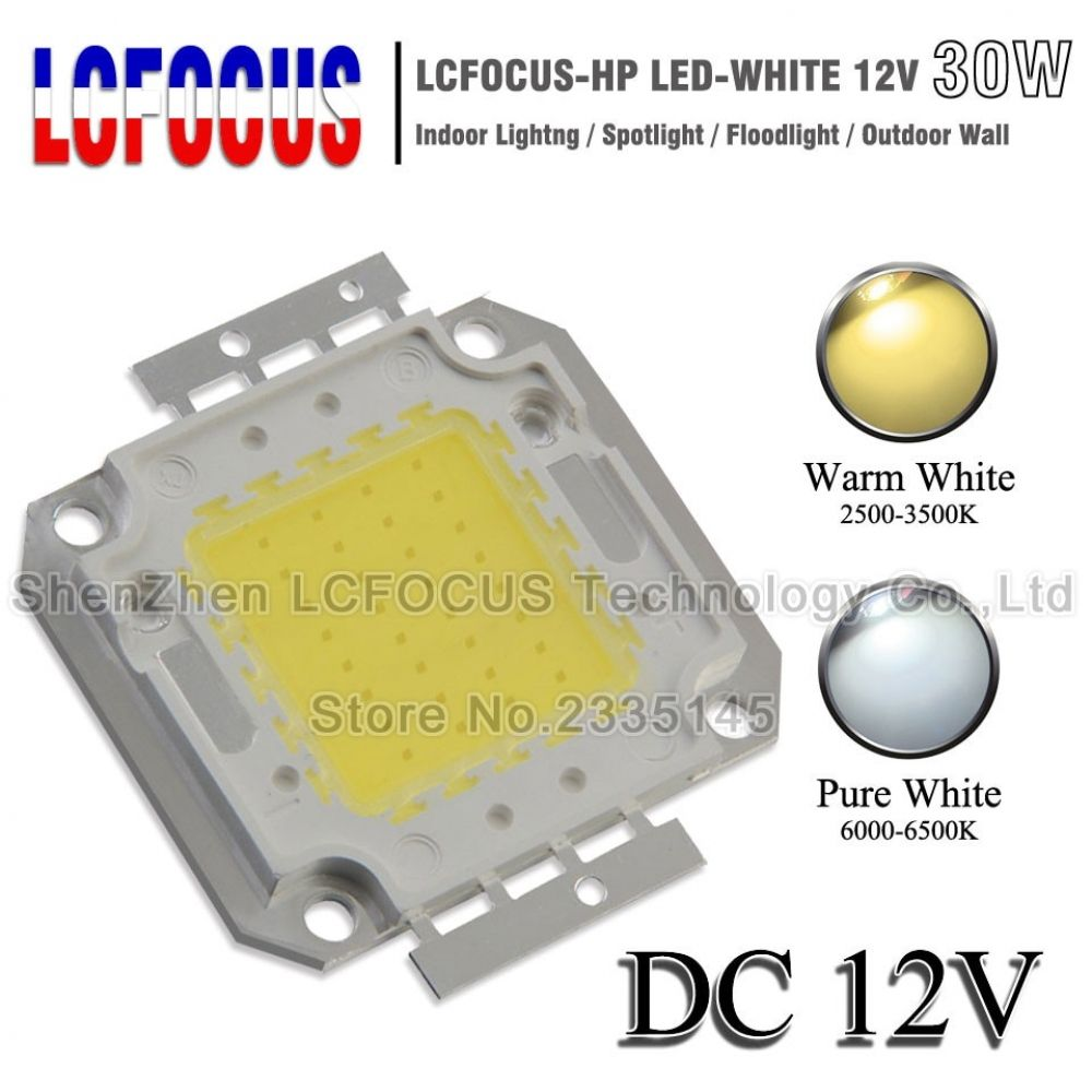 Dc 12v Floodlight 1w 3w 5w 10w 20w 30w 50w 100w Led Chip Warm White For 1 3 10 20 30 50 100 W Watt Outdoor F Led Flood Lights Outdoor Flood Lights Flood Lights