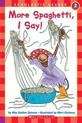 More Spaghetti, I Say! (level 2) (Hello Reader) Very fun