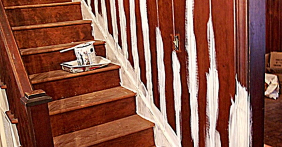 Painting wood paneling is much, much different than painting your average drywall. Learn some trips and tricks including how to prep the wall and what products…