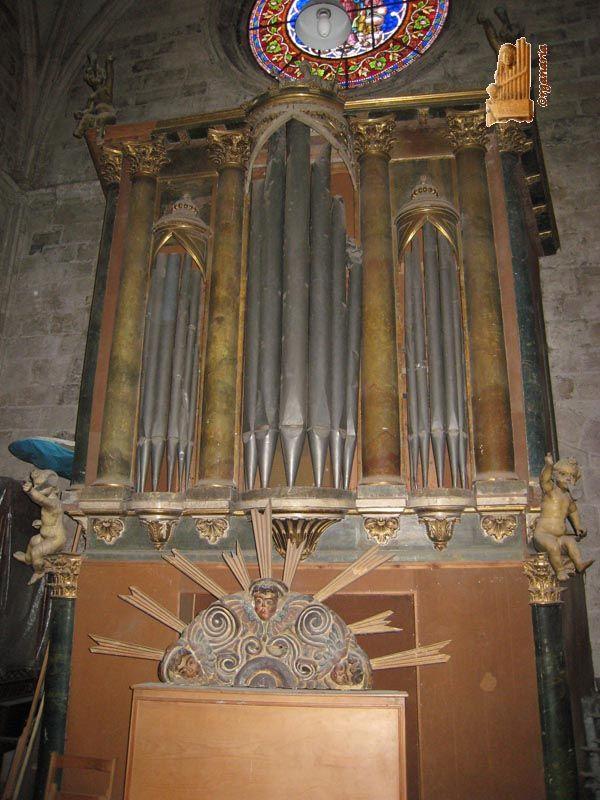 Aranda de Duero (Burgos)  Parroquia de Santa María
