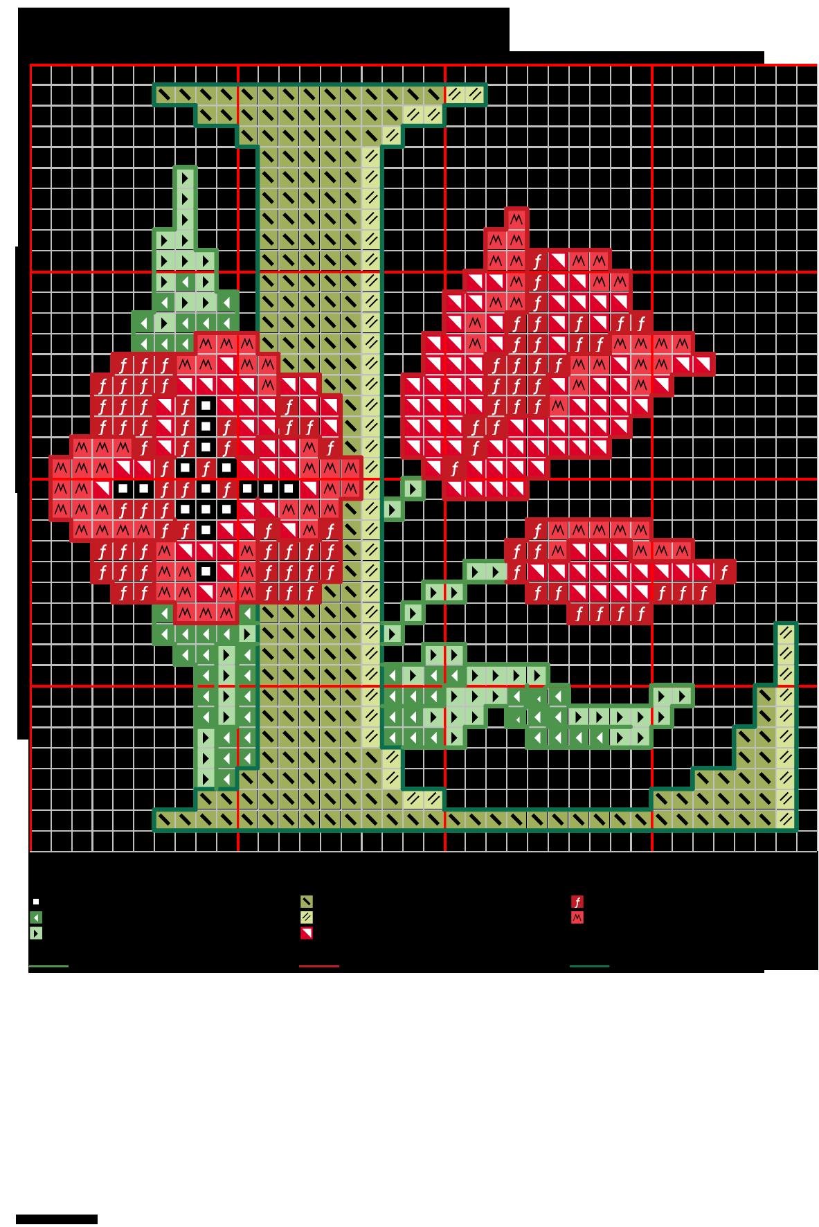 Alfabeto colori delicati con fiori: L