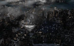 Nokia is playing with its mapping software to tease the upcoming Dark Knight Rises film.  Explore Batman's home