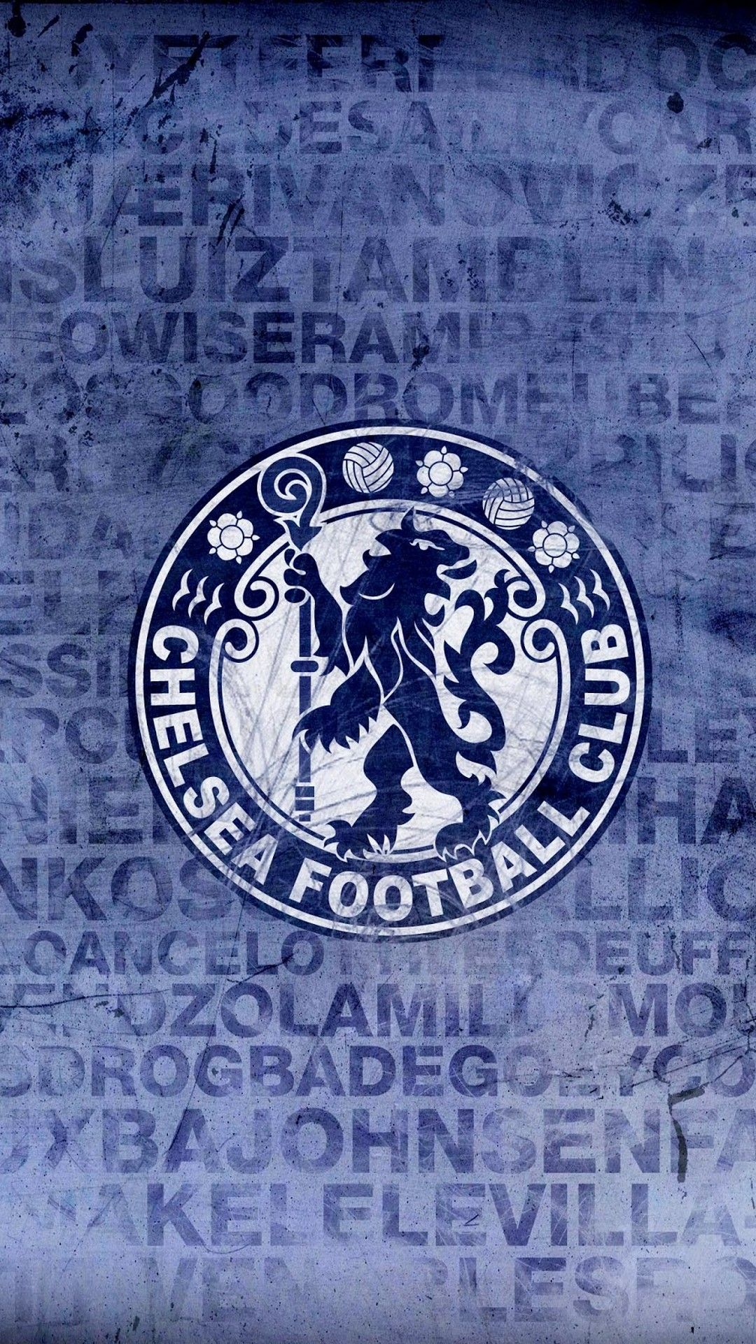 Wallpaper Chelsea Football Club iPhone (Dengan gambar