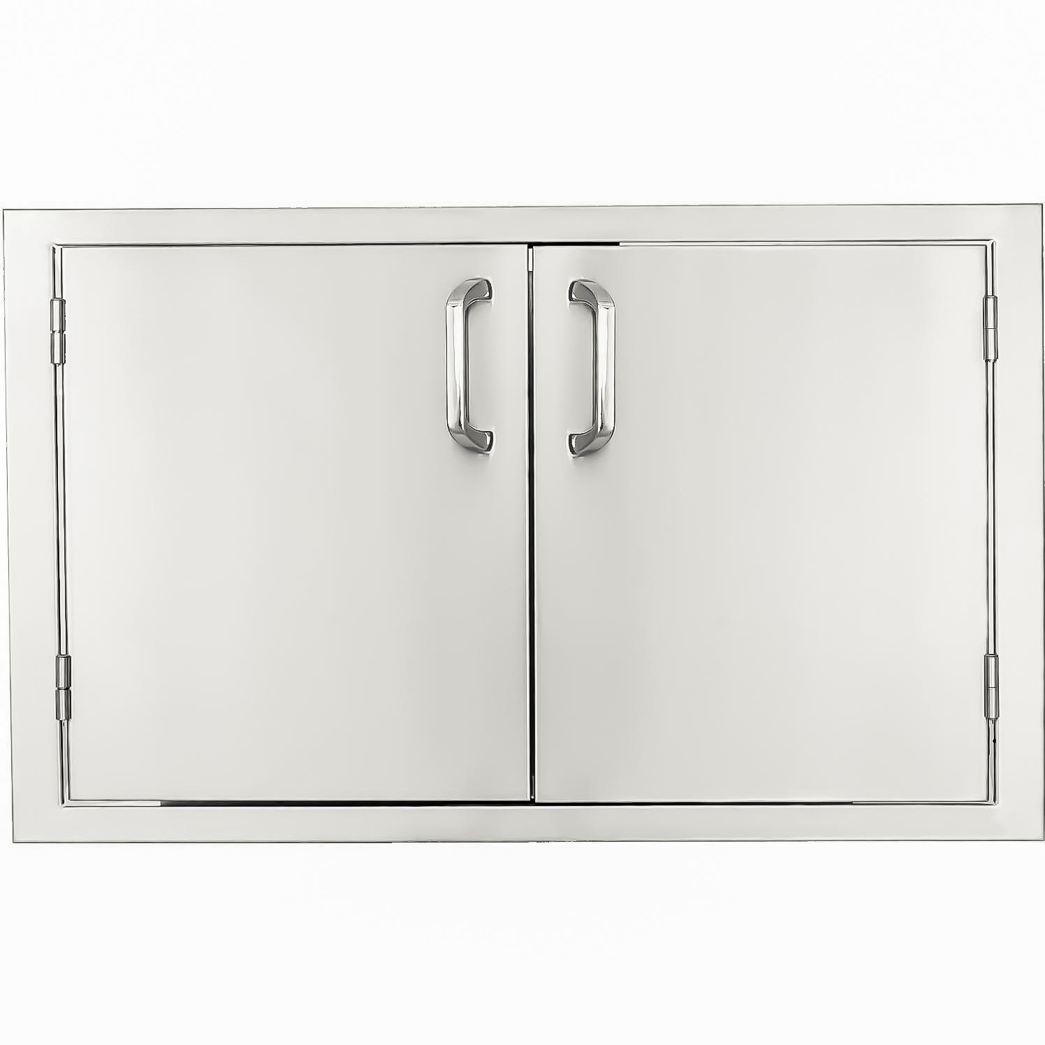 Bbqguys Kingston Series 27 Stainless Steel Double Access Door Bbq 260 27x19 In 2019 Products Build Outdoor Kitchen Outdoor Kitchen Cabinets Outdoor Ki
