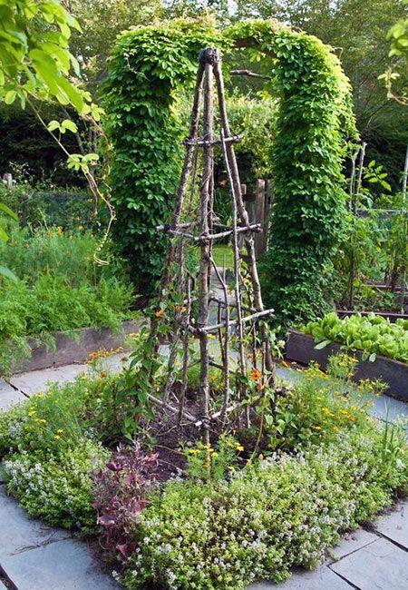 Simple DIY Garden Art Ideas for Attractive Garden | ~DIY Garden Art ...
