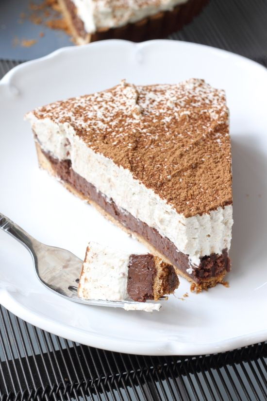 Tiramisu Tart. I just made this and it was a big hit. I will