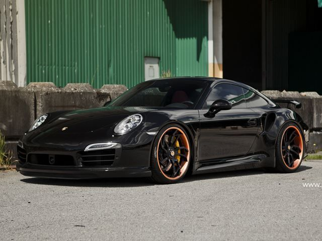 this porsche 911 turbo s is perfection