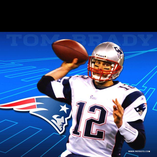 Best Qb Ever Tom Brady Tom Brady Wallpaper New England Patriots