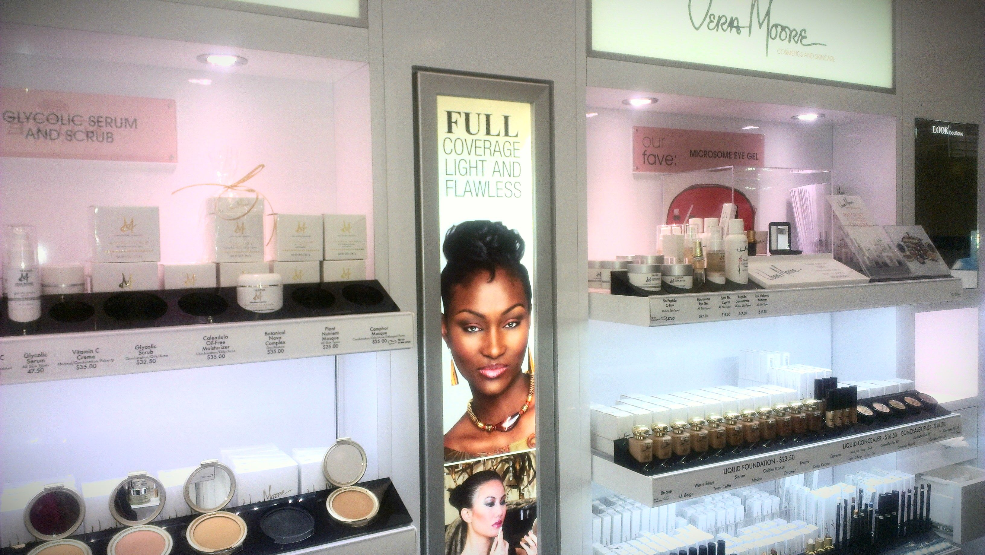 Walgreens LOOK Boutique Empire State Building NYC