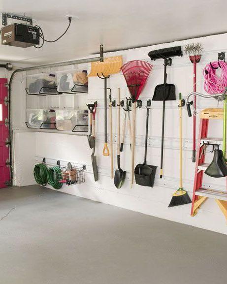 25 clever garage organization ideas that ll free up a on clever garage organization ideas id=29917