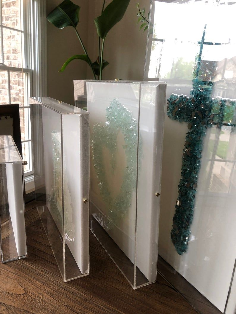 Custom Acrylic Frame Lucite Box Shadow With Canvas Lots Of Etsy In 2020 Acrylic Frames Lucite Boxes Acrylic Display Box