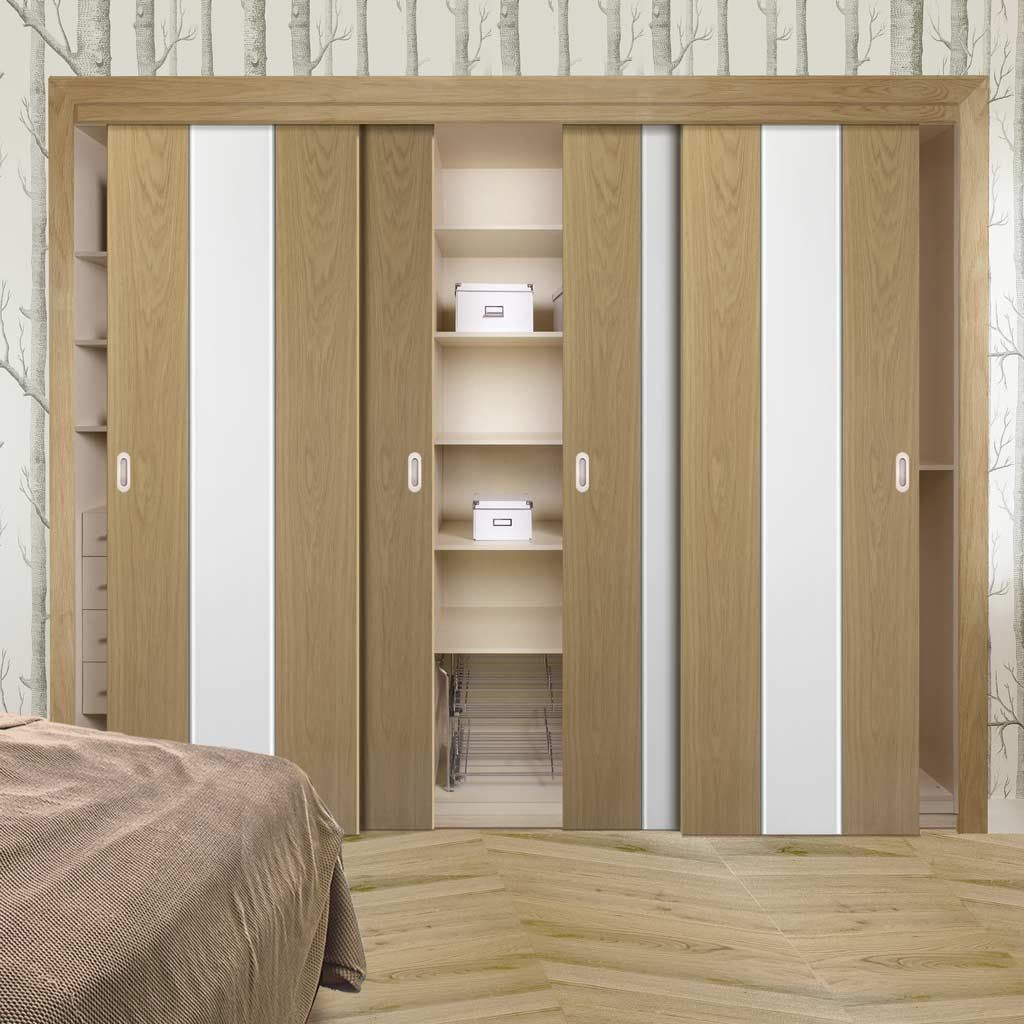 Pin On Thruslide Oak Sliding Wardrobe Doors