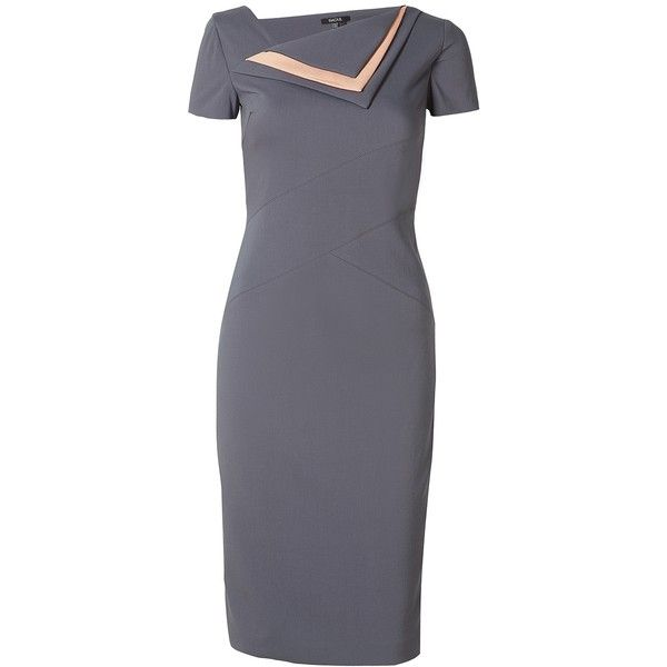 Spiga Contoured Dress (3.804.850 IDR) ❤ liked on Polyvore ...
