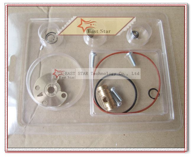 Free Ship Turbo repair kit rebuild kits GT1752S 701196-5007S