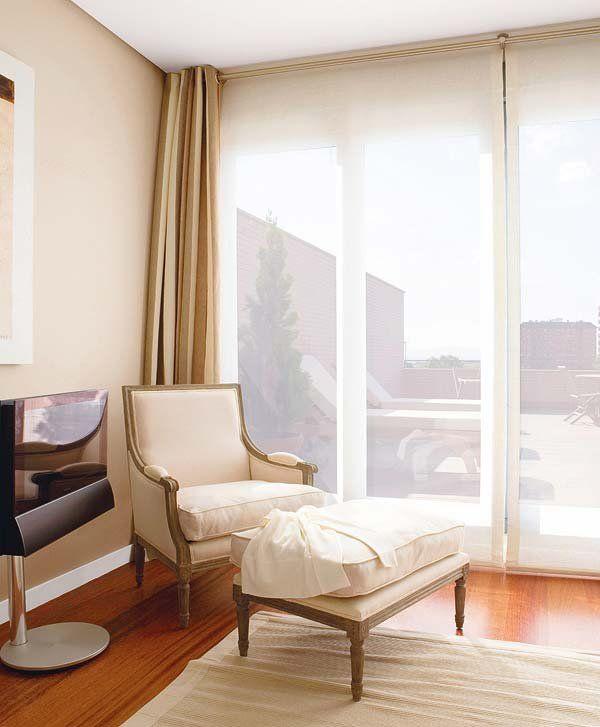Cortinas y estores la pareja perfecta estores pinterest cortinas cortinas estores y - Todo cortinas y estores ...