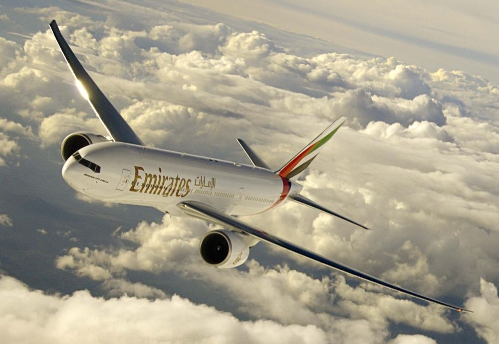 Emirates services provider incorporation which comes top