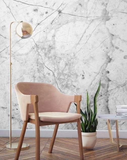 Papel tapiz c mo empapelar paredes con estilo fotos - Papel para empapelar muebles ...
