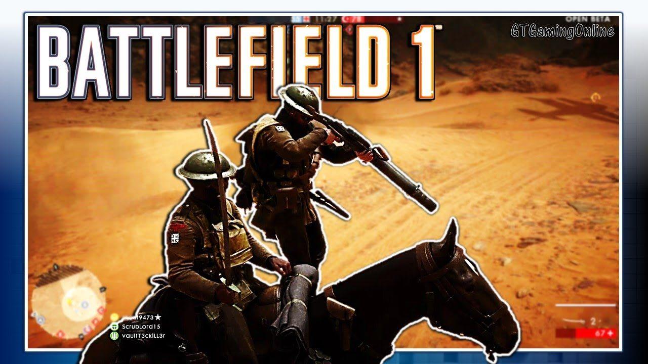 2 Guys 1 Horse Battlefield