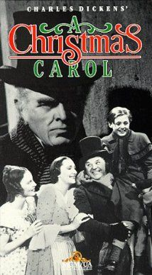 A Christmas Carol 1938 Christmas Movies Christmas Carol Best Christmas Movies