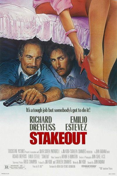 잠복근무 (Stake Out) - 1987