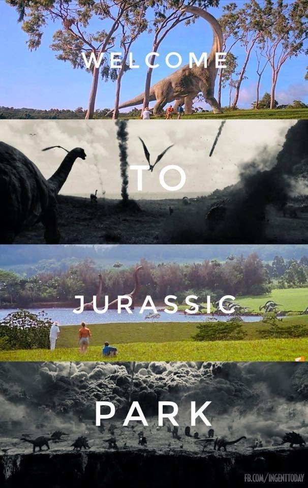 Welcome To The Fallen Kingdom With Images Jurassic Park