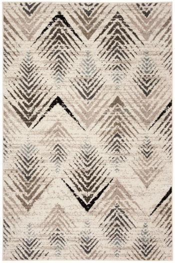 Safavieh Amsterdam Cream And Beige 5 1 X 7 6 Area Rug Reviews