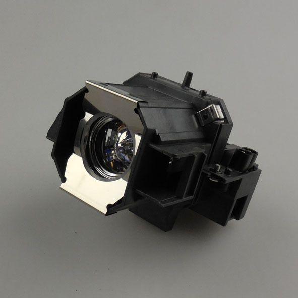 Projector Lamp ELPLP39/V13H010L39 W/Housing for EPSON Ensemble HD 1080/ELPHC200