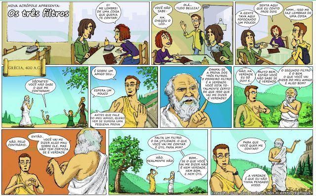 O ASSUNTO É!?: SÓCRATES E AS MULHERES: UM GERME DO RECONHECIMENTO...