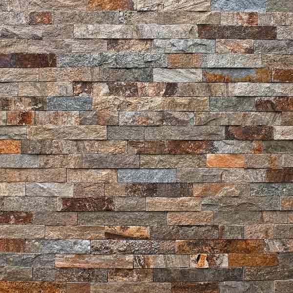 Outdoor Kitchen Stacked Stone: Stone Veneer, Stone Veneer Fireplace, Stacked