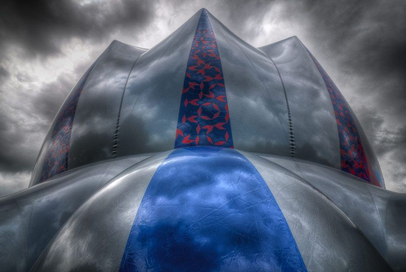 architects of air celebrate 22 years of inflatable domes with EXXOPOLIS - designboom