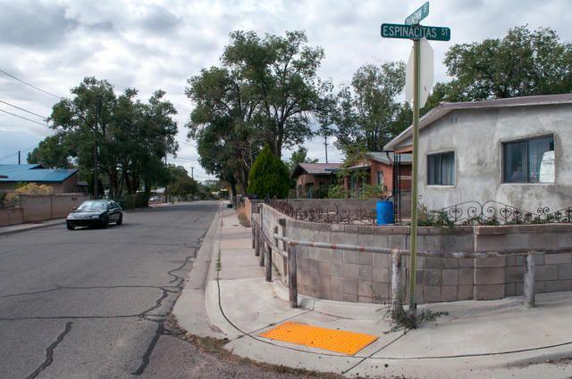 Editorial Santa Fe S Tale Of Two Cities Concrete Block Walls Quapaw Concrete Blocks