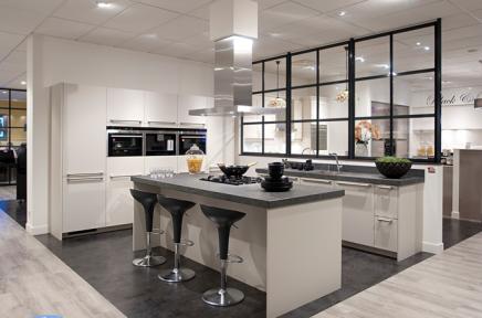 Witte keuken amerikaanse koelkast google zoeken keuken pinterest google and searching - Moderne amerikaanse keuken ...