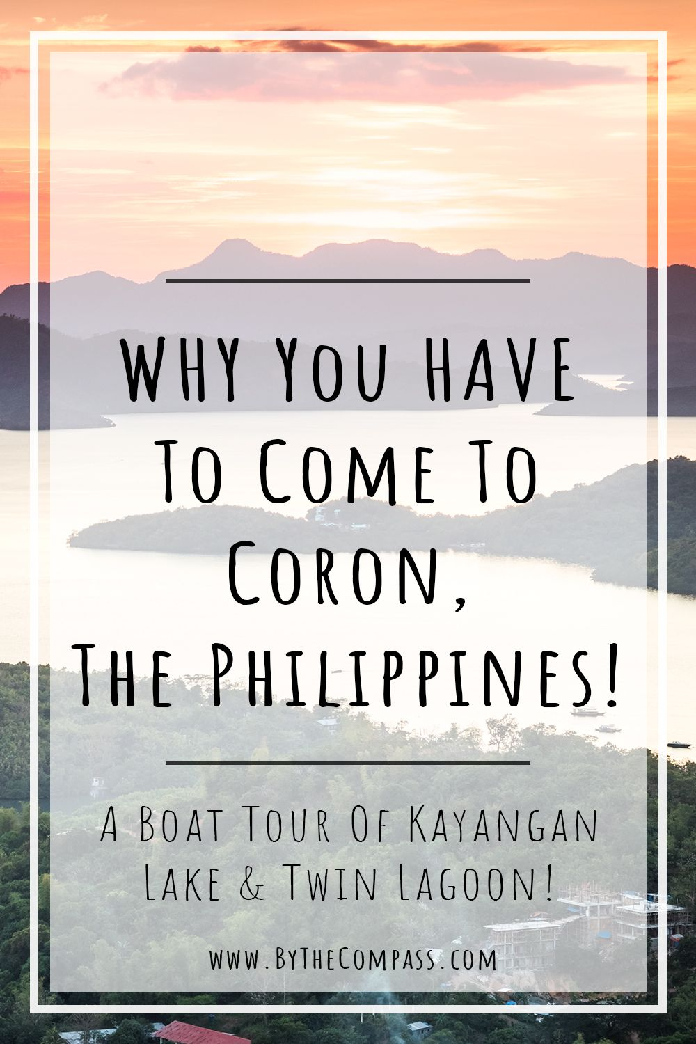 There are few places on Earth more stunning than The Philippines, and Coron in particular! Turquoise pools, colourful coral reefs, bone-white beaches, a dense tropical jungle and amazing mountains! This blog post will tell you where to go, what to do and why you should visit Coron, Palawan! #BeTheChange #TravelBlog #Travel #Philippines #ThePhilippines #Asia #TravelAsia #TravelPhotography #traveltips #travelinspo #travelinspiration #SlowTravel #ResponsibleTravel #EcoConsciousTravel #EcoTravel