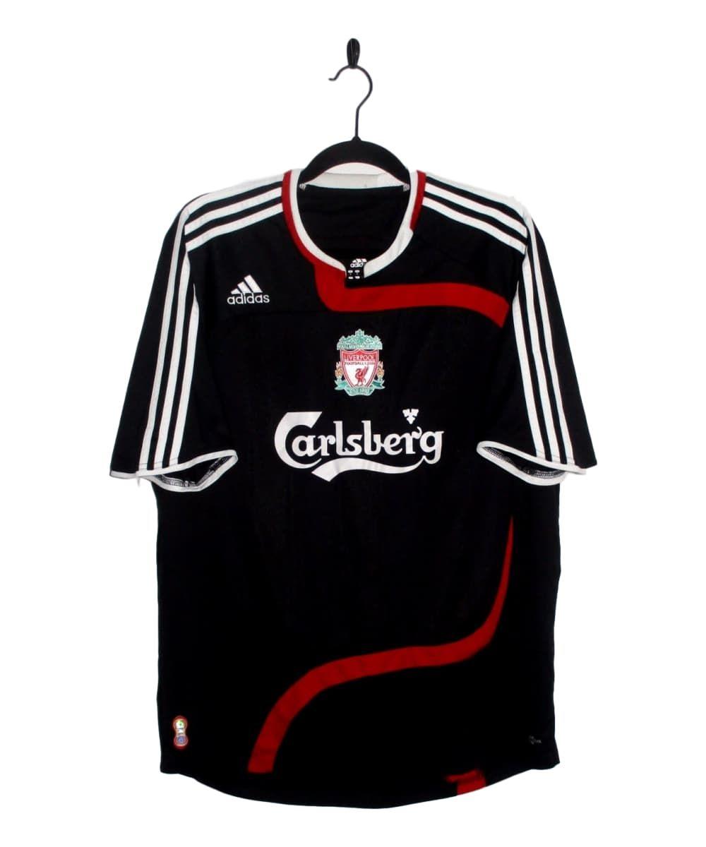 c22f18d1c95 Checkout this 2007-08 Liverpool Third Shirt (L)!  soccer  football ...