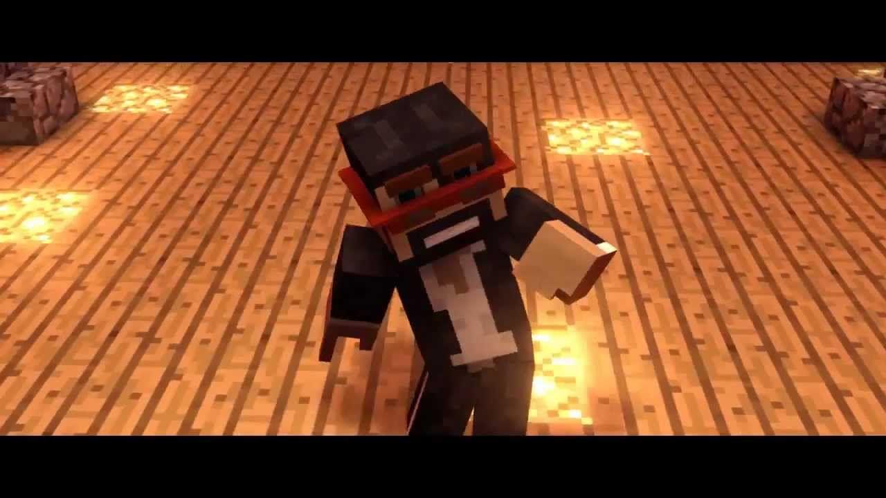 CaptainSparklez -- Revenge (Minecraft Creeper Song)  Minecraft
