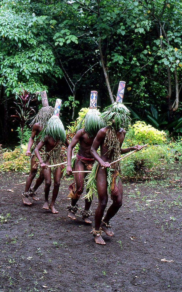Big Nambas - Malekula / Vanuatu | wearing | Vanuatu, South pacific