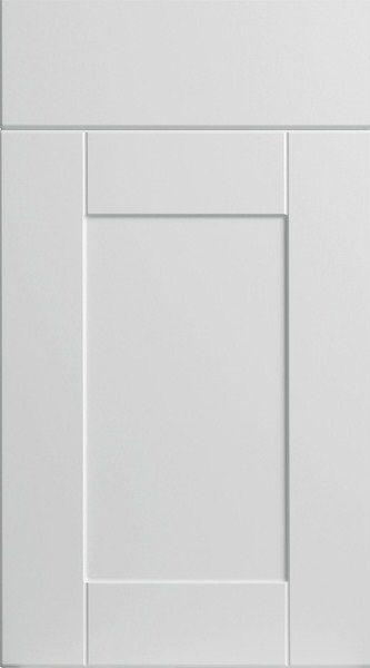 Shaker Super White Ash Kitchen Doors Cabinet Doors Fronty Doors