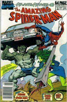The Amazing Spider-Man Annual #23 : Abominations (Atlantis Attacks ...