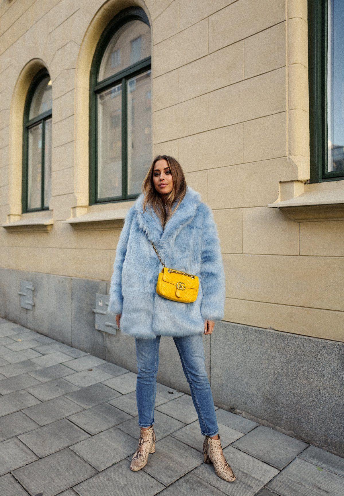 FASHION BLOGGER STYLE - KENZA   Fashion blogger style ...