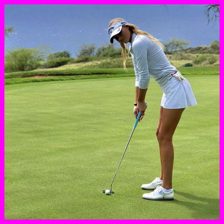 Women's Golf Outfit – Black Skirt For That Perfect Weather Condition
