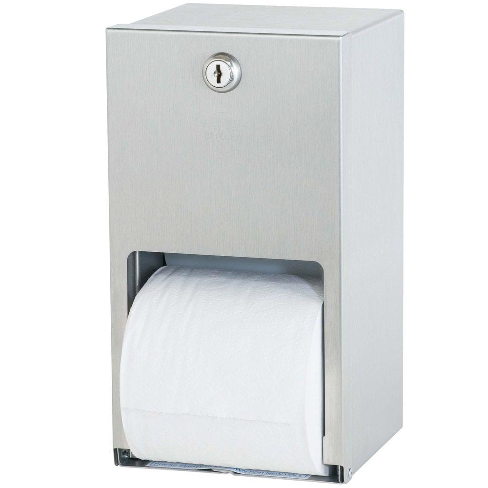 Bradley Toilet Tissue Dispenser 540200  Bradley Washroom Inspiration Bathroom Tissue Inspiration