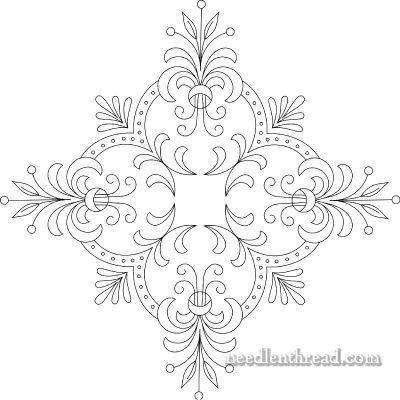 Free Bead Embroidery Patterns Free Hand Embroidery Pattern